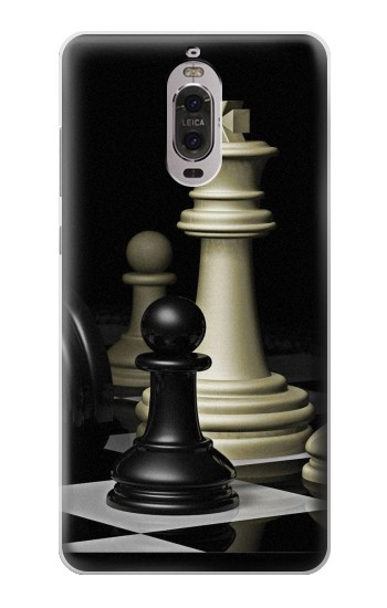 Printed Chess King Huawei Ascend P6 Case
