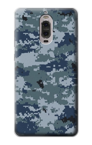 Printed Navy Camo Camouflage Graphic Huawei Ascend P6 Case