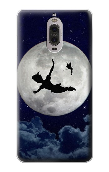 Printed Peter Pan Huawei Ascend P6 Case