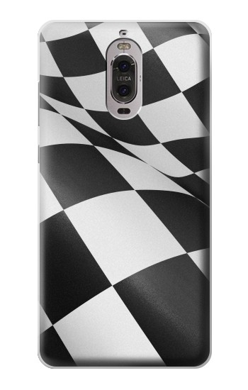 Printed Checkered Winner Flag Huawei Ascend P6 Case