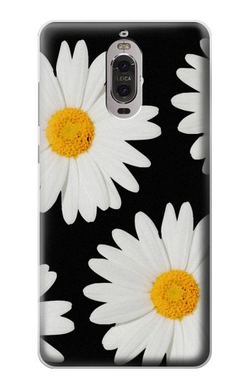Printed Daisy flower Huawei Ascend P6 Case