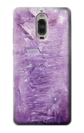 Printed Amethyst Crystals Huawei Ascend P6 Case