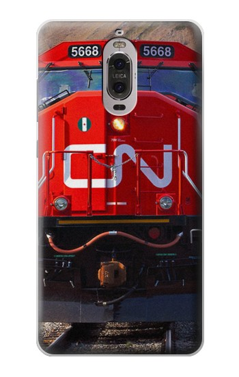 Printed Train Canadian National Railway Huawei Ascend P6 Case