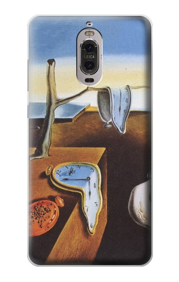 Printed Salvador Dali The Persistence of Memory Huawei Ascend P6 Case