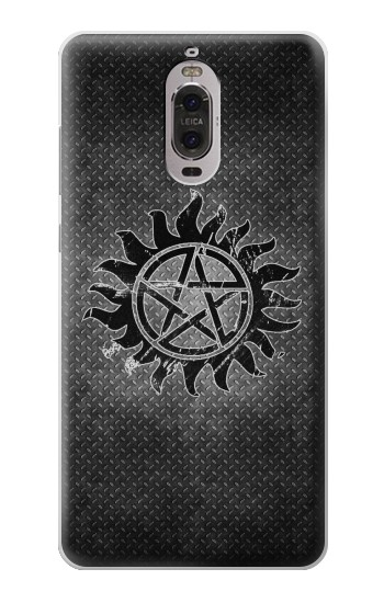 Printed Supernatural Antidemonpos Symbol Huawei Ascend P6 Case