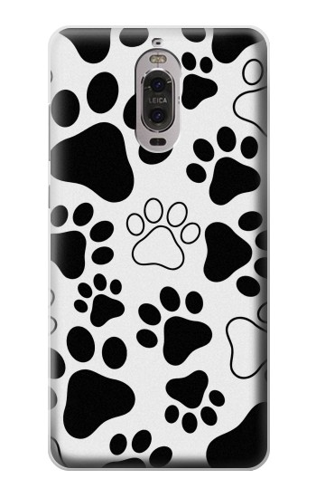 Printed Dog Paw Prints Huawei Ascend P6 Case
