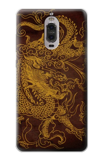 Printed Chinese Dragon Huawei Ascend P6 Case