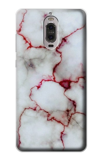 Printed Bloody Marble Huawei Ascend P6 Case