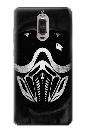 Printed Paintball Mask Huawei Ascend P6 Case