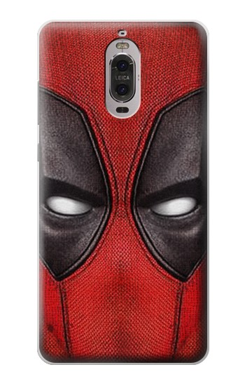 Printed Deadpool Mask Huawei Ascend P6 Case