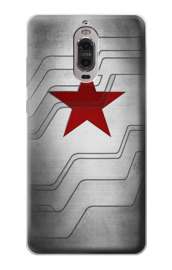 Printed Winter Soldier Bucky Arm Texture Huawei Ascend P6 Case