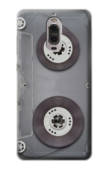 Printed Cassette Tape Huawei Ascend P6 Case