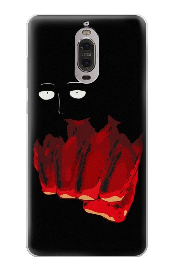 Printed One Punch Man Fight Huawei Ascend P6 Case