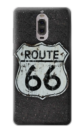 Printed Route 66 Sign Huawei Ascend P6 Case