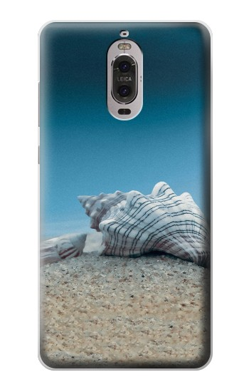 Printed Sea Shells Under the Sea Huawei Ascend P6 Case