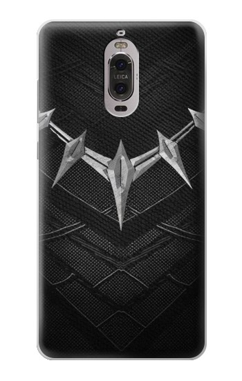 Printed Black Panther Inspired Costume Necklace Huawei Ascend P6 Case