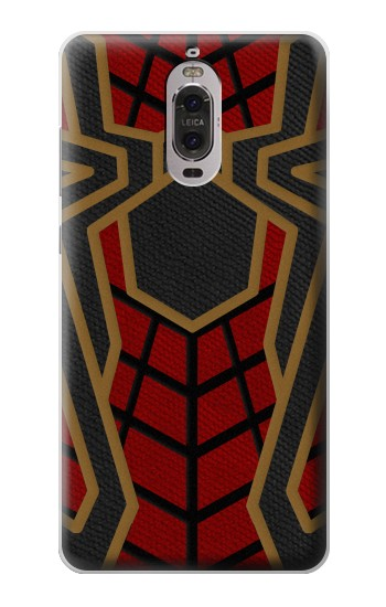 Printed Spiderman Inspired Costume Huawei Ascend P6 Case