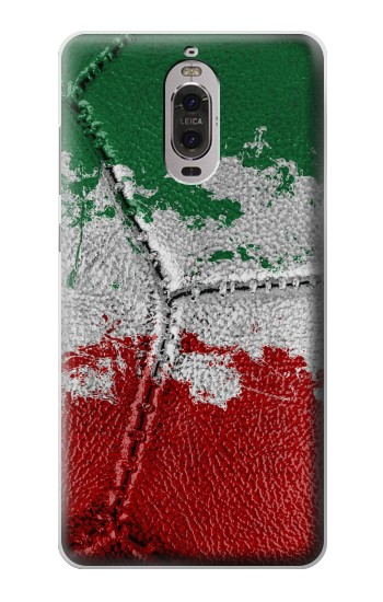 Printed Italy Flag Vintage Football 2018 Huawei Ascend P6 Case