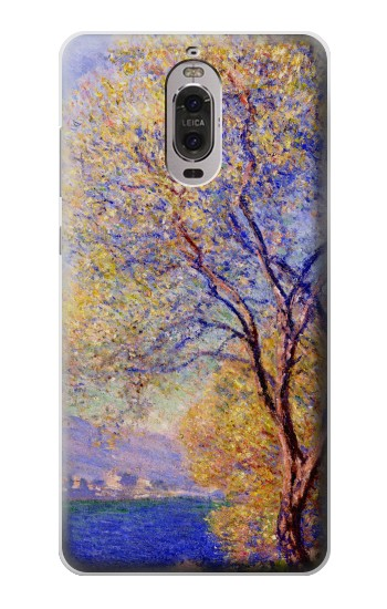 Printed Claude Monet Antibes Seen from the Salis Gardens Huawei Ascend P6 Case