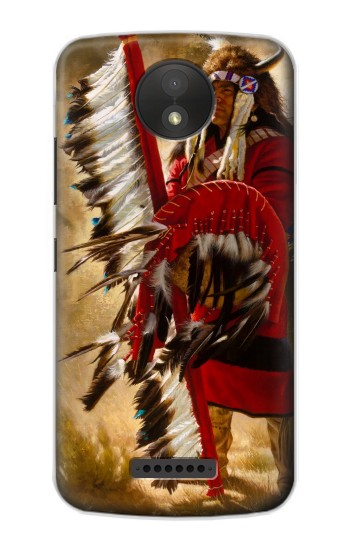Printed Red Indian BlackBerry Passport Case