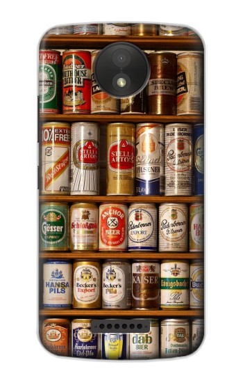 Printed Beer Cans Collection BlackBerry Passport Case