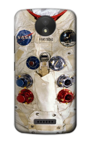 Printed Neil Armstrong White Astronaut Spacesuit BlackBerry Passport Case