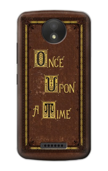 Printed Once Upon a Time Book Cover BlackBerry Passport Case
