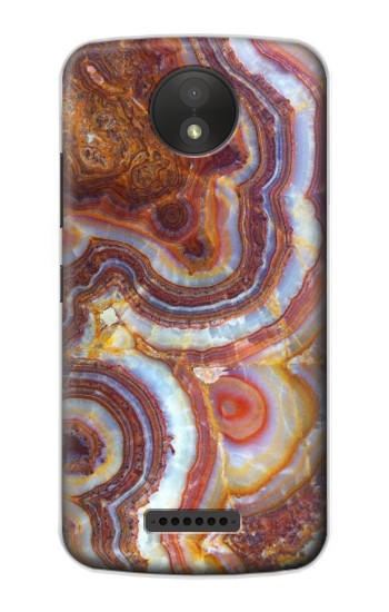 Printed Colored Marble Texture Printed BlackBerry Passport Case