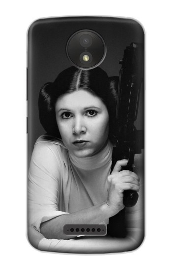 Printed Princess Leia Carrie Fisher BlackBerry Passport Case