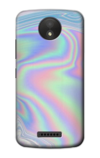 Printed Pastel Holographic Photo Printed BlackBerry Passport Case