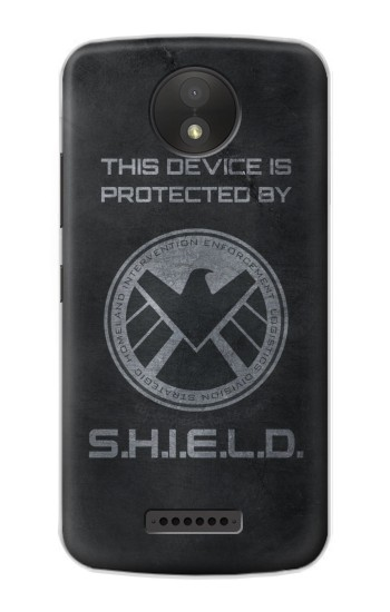 Printed This Device is Protected by Shield BlackBerry Passport Case