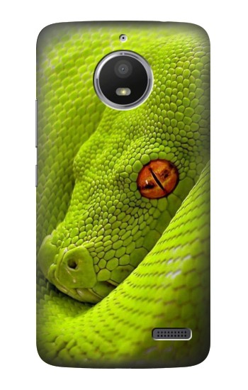 Printed Green Snake HTC Desire 816 Case