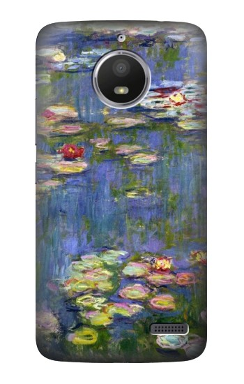 Printed Claude Monet Water Lilies HTC Desire 816 Case