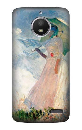Printed Claude Monet Woman with a Parasol HTC Desire 816 Case