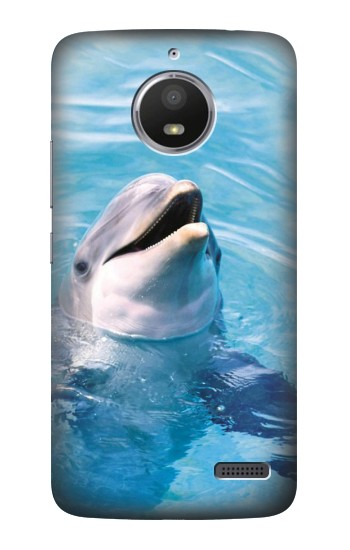 Printed Dolphin HTC Desire 816 Case