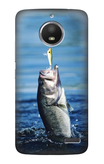 Printed Bass Fishing HTC Desire 816 Case