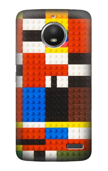 Printed Brick Toy Lego Graphic Printed HTC Desire 816 Case