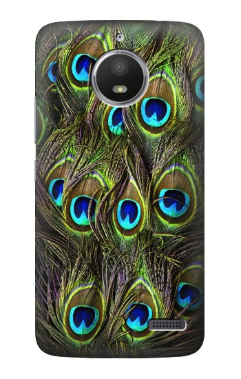 Printed Peacock Feather HTC Desire 816 Case