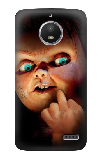 Printed Chucky Middle Finger HTC Desire 816 Case