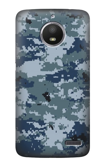 Printed Navy Camo Camouflage Graphic HTC Desire 816 Case