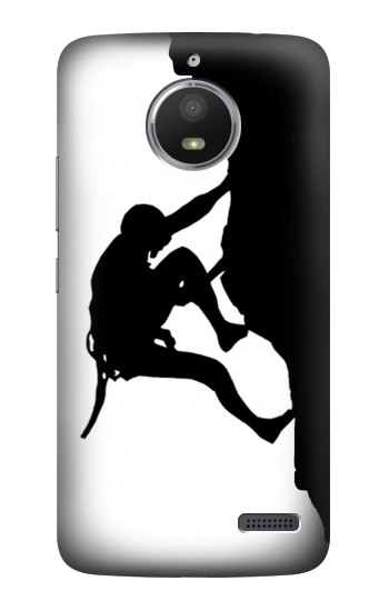 Printed Mountain Climber Climbing HTC Desire 816 Case
