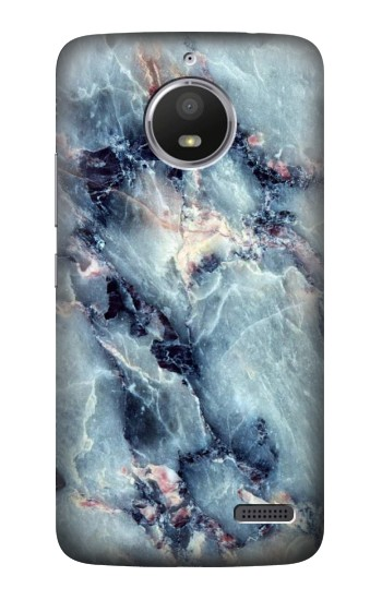Printed Blue Marble Texture HTC Desire 816 Case