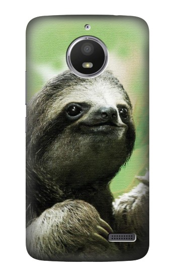 Printed Smiling Sloth HTC Desire 816 Case