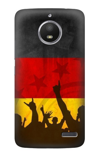 Printed Germany Football Flag HTC Desire 816 Case