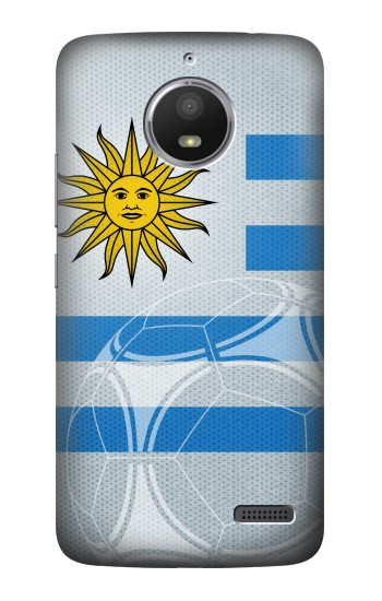 Printed Uruguay Football Flag HTC Desire 816 Case