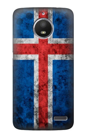 Printed Iceland Football Flag HTC Desire 816 Case