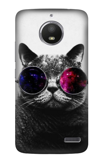 Printed Cool Cat Glasses HTC Desire 816 Case