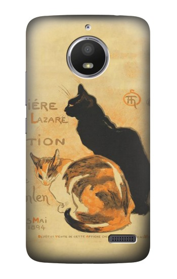 Printed Vintage Cat Poster HTC Desire 816 Case