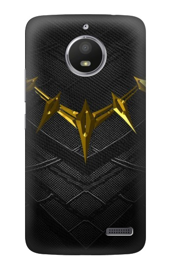 Printed Black Panther Inspired Costume Gold Necklace HTC Desire 816 Case