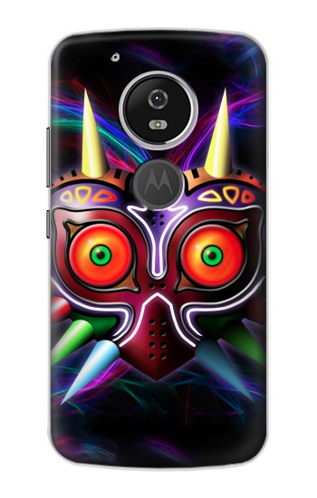 Printed The Legend of Zelda Majora Mask Motorola Moto E5 Case